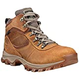 Timberland Mt. Maddsen Mid Waterproof Hiking Boot - Men's Light Brown Full Grain, 10.0