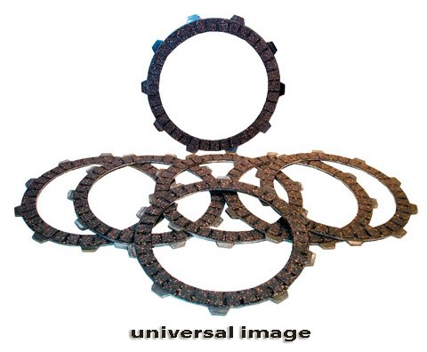 Part Numbers Clutch Disc (2005-2009 TRIUMPH Sprint ST (1050cc) EBC CLUTCH PLATE KITS, FRICTION PLATES ONLY, Manufacturer: EBC, Manufacturer Part Number: CK5599-AD, Clutch springs and metal discs sold separately unless otherwise stated, Stock Photo - Actual parts may vary.)