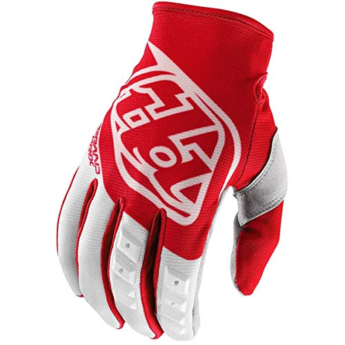 - 2018 Troy Lee Designs GP Gloves-Red-M