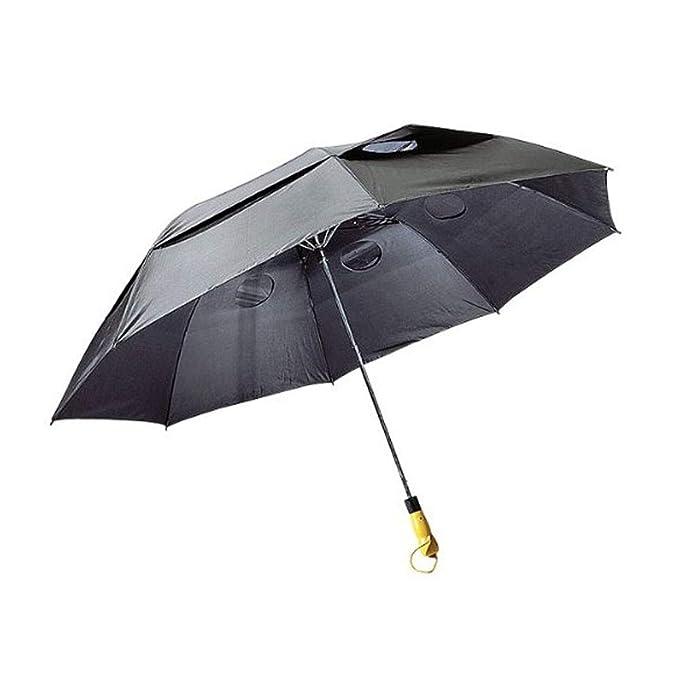 Paraguas anti reversión - anti viento