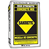 Mutual Industries 13080-0-0 Sakrete Type S High Strength Mortar Mix, 80 lb.,Pack of 42