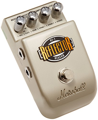 Marshall 5 Button Footswitch (Marshall RF1 Reflector Effects)