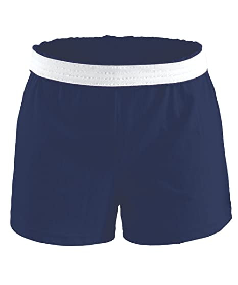 3d50985cd8 Soffe Womens Authentic Short (M037) -Navy -#N/A   Amazon.com