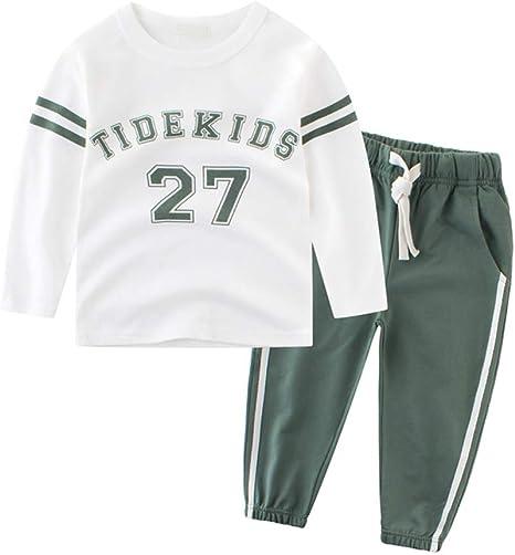Conjunto de ropa deportiva de chándal para niños 27 Número de ...