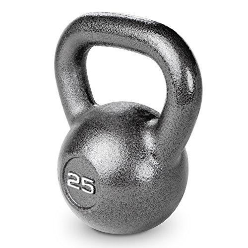 Marcy HKB-025 Hammertone Kettle Bell, 25 lb