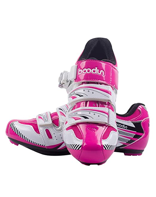 CWXDIAN Zapatillas de Ciclismo de Carretera Bicicleta de montaña ...