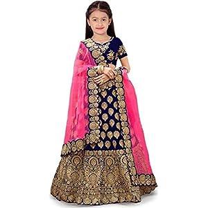 New Fashion Adda Girl's Satin...