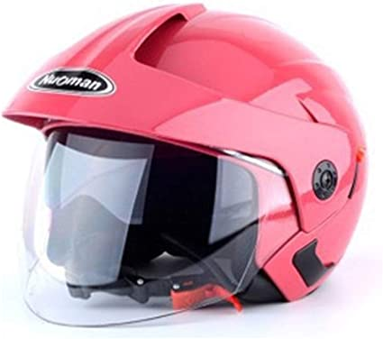 Amazon.es: Casco Para Motocicleta Casco Eléctrico Casco PC HD ...