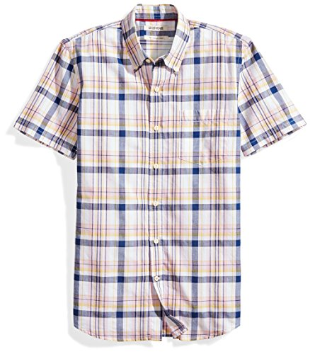 Goodthreads Men's Slim-Fit Short-Sleeve Lightweight for sale  Delivered anywhere in USA