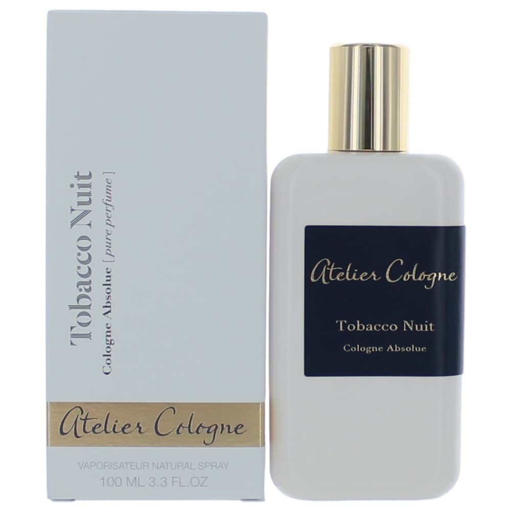 Atelier Cologne Tobacco Nuit Unisex 3.3-ounce Cologne Absolue Spray