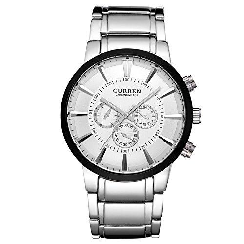 Reloj - Curren - Para - 8001G