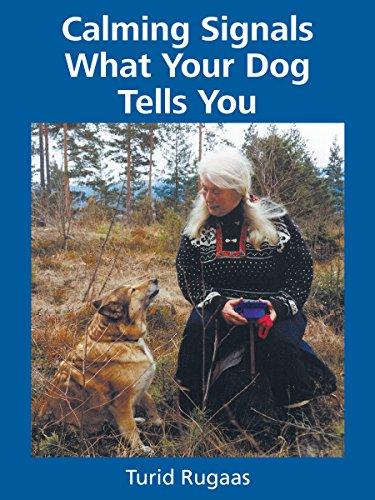 Calming Signals: What your Dog Tells You by