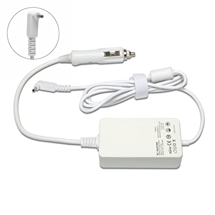 Amazon Com Dc Car Charger 19v 3 42a Power Adapter For Acer