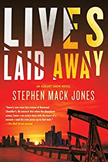 Book Cover: Lives Laid Away