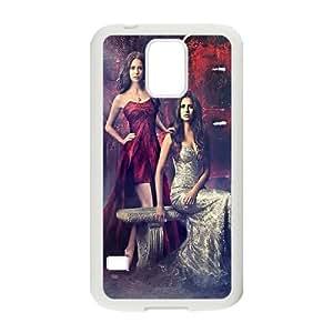 Vampire Diaries HILDA5032239 Phone Back Case Customized Art Print Design Hard Shell Protection SamSung Galaxy S4 I9500