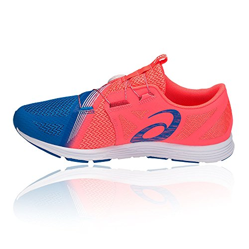Asics Heren Gel-451, Flash Koraal / Wit / Directoire Blauw, 25,5 Cm