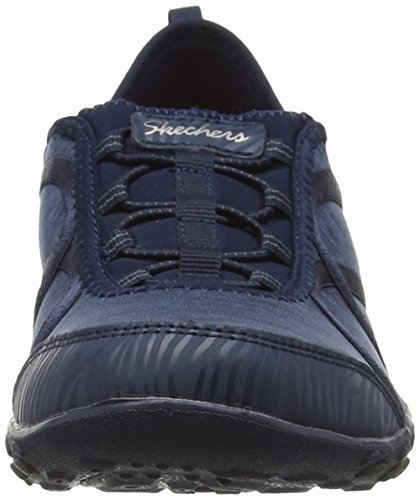 Zapatillas SkechersBreathe Easy mujer Nvy Azul Blue Fortune n40P4A
