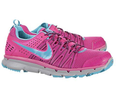 Nike Women's Flex Trail 2 Running Shoe 616681 600 (7.5 B(M) US)