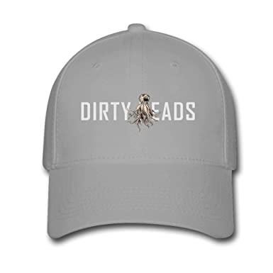 cotton logo hat  Amazon.com: YBL Unisex The Dirty Heads Logo Adjustable Fashion ...