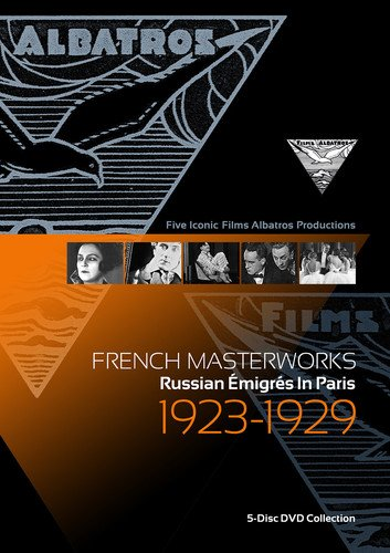French Masterworks  Russian Emigres In Paris 1923 1928   5 Iconic Films Albatros Productions