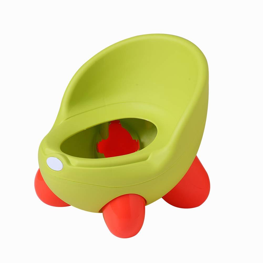 DoubleBlack Lernt/öpfchen T/öpfchen Kindertoilette Toilettentrainer Baby WC Toilette f/ür Kinder