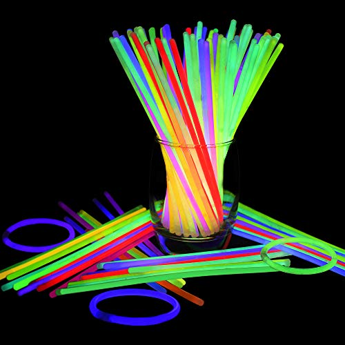 Lifbeier glowsticks + finger lights