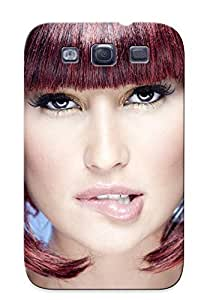 Crazinesswith Galaxy S3 Well-designed Hard Case Cover Isabela Soncini Protector For New Year's Gift