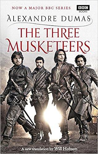 Hasil gambar untuk the three musketeers BOOK