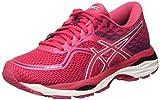 Asics Women's Gel-Cumulus 19 Running Shoes, Cosmo Pink/White/Winter Bloom, 6 UK(39.5 EU)