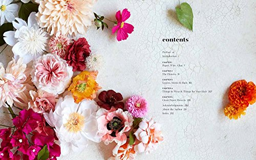 The Fine Art of Paper Flowers: A Guide to Making Beautiful and Lifelike Botanicals by Watson-Guptill (Image #5)