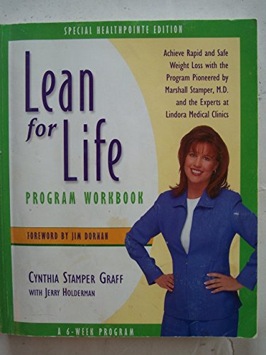 Lean For Life Program Workbook : A 6-week Program