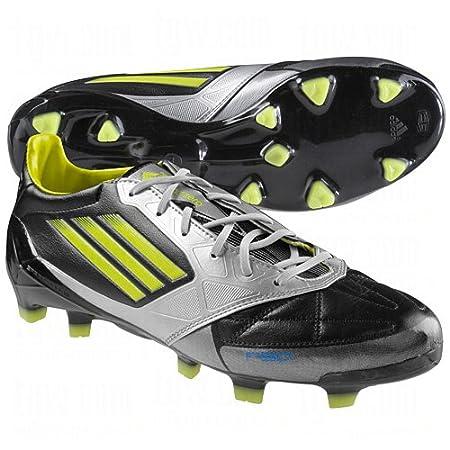 adidas f50 adizero nero silver metallic