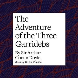 The Adventure of the Three Garridebs Audiobook