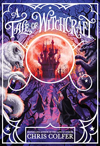 Book Cover: A Tale of Witchcraft...