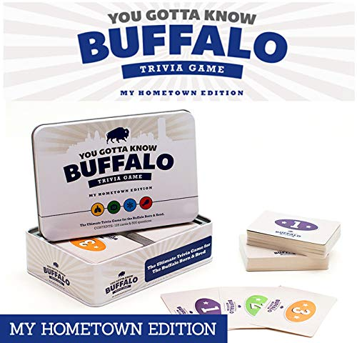 You Gotta Know Buffalo - My Hometown Edition
