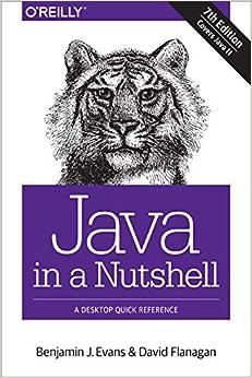 Java In A Nutshell 7e por Ben Evans epub