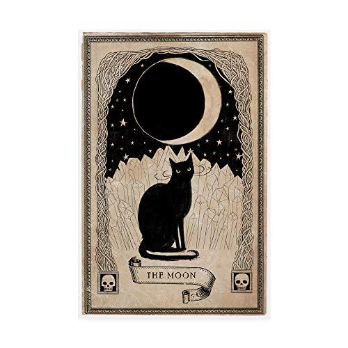 Trademark Fine Art Fortune Tarot II by Victoria Borges, 30x47 by Trademark Fine Art (Image #3)