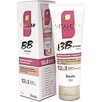 BB Cream Hair Multifinalizador Fortalecedor, Belofio, Branco, Médio