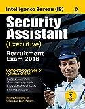 Intelligence Bureau Security Assistant (Executive) Recruitment Exam 2018