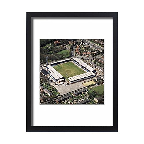 Rochdale Collection (Framed 24x18 Print of Spotland, Rochdale EAW687986 (3649492))