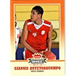 158570139c73 2014 Upper Deck Fleer Retro Basketball Rookie Card (2013-14)  47 Giannis  Antetokounmpo.