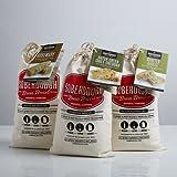 Soberdough Savory Trio - Beer Bread Mixes