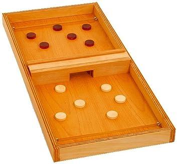 Extrem Flitzpuck Holzspiel: Amazon.de: Spielzeug OW89