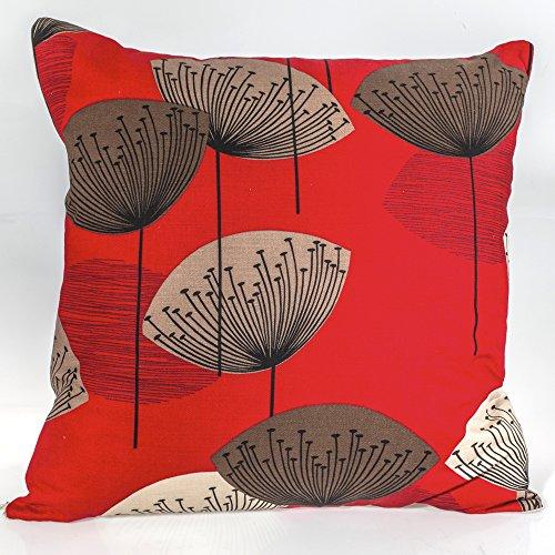 Decorative pillow, cover Sanderson fabric, floral pillow,
