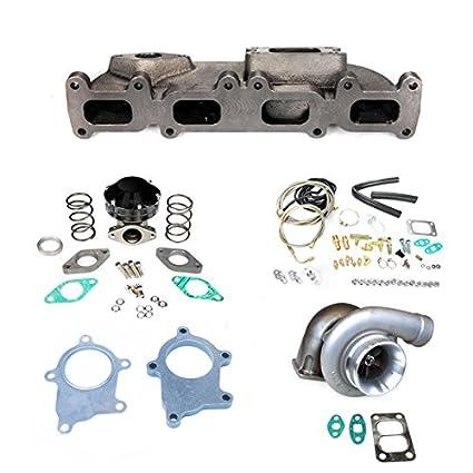 Amazon.com: Rev9Power Rev9_TCK-038; Dodge Neon SRT4 SRT-4 GT35 Turbo Set Up Kit: Automotive
