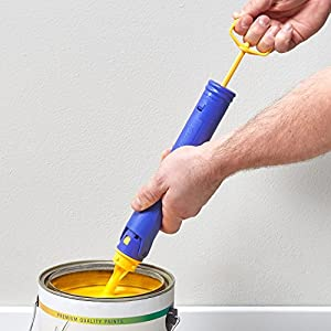 HomeRight Quick Painter C800771 Painting Edge Painter, Cutting In Edges, Painting Wall Edges for Home Interior, Paint a Room Quick and Easy