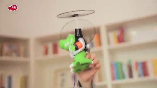 Dickie Toys Flying Hero 5 20 357 2250 304 Green Dinosaur 5 Dickie Imports