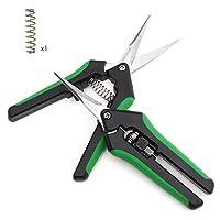 LDK Gardening Hand Pruner Pruning Snip, Garden Trimming Scissors