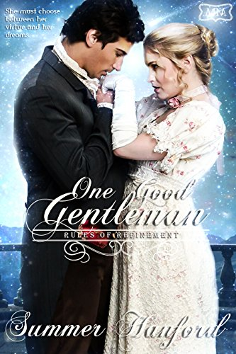 (One Good Gentleman: Rules of Refinement Book One (The Marriage Maker)