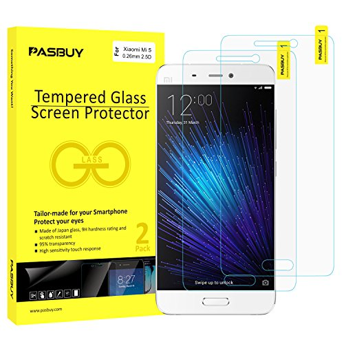 Tempered Glass Screen Protector for Xiaomi MI 4 - 9